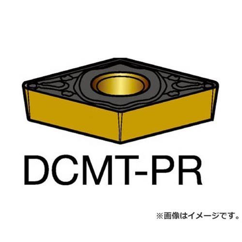 サンドビック コロターン107 旋削用ポジ・チップ 4215 DCMT11T308PR ×10個セット (4215) [r20][s9-910]