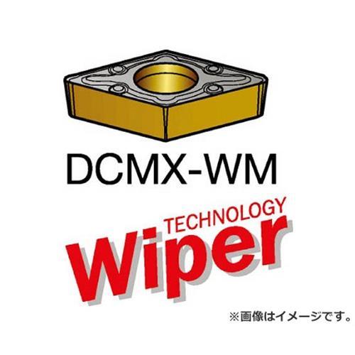 サンドビック コロターン107 旋削用ポジ・チップ 3210 DCMX11T308WM ×10個セット (3210) [r20][s9-910]