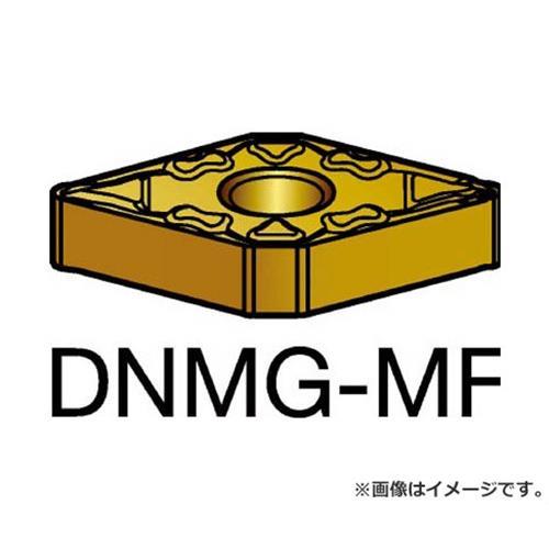 サンドビック T-Max P 旋削用ネガ・チップ 1115 DNMG110404MF ×10個セット (1115) [r20][s9-910]