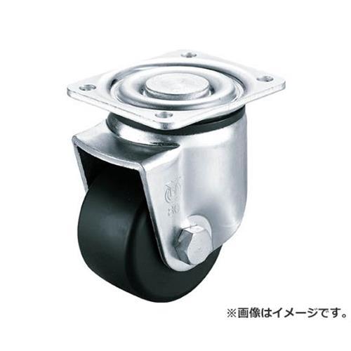 ユーエイ 低床式重荷重キャスター自在車 100径MCナイロン車輪 UHG100MC [r20][s9-910]