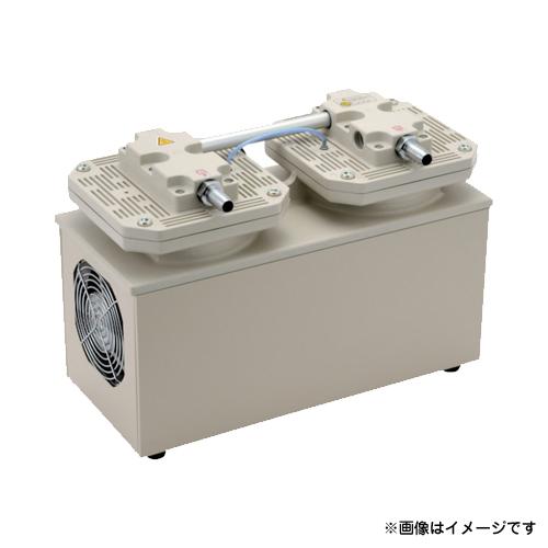 ULVAC ダイアフラム型ドライ真空ポンプ 100V DA121D [r20][s9-940]