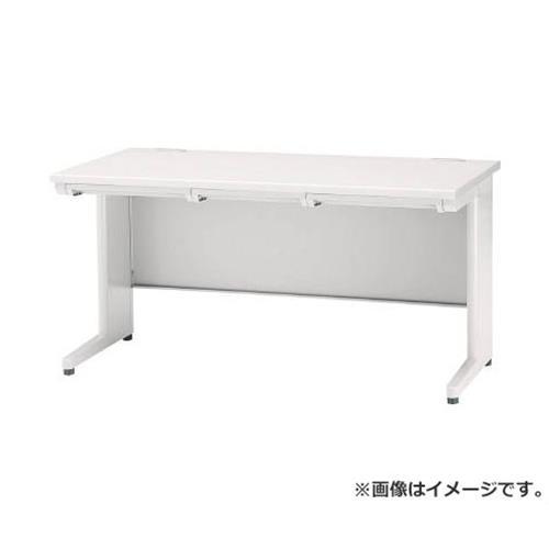 TRUSCO システムデスク 平 1400X700XH700 THD1470 [r20][s9-832]