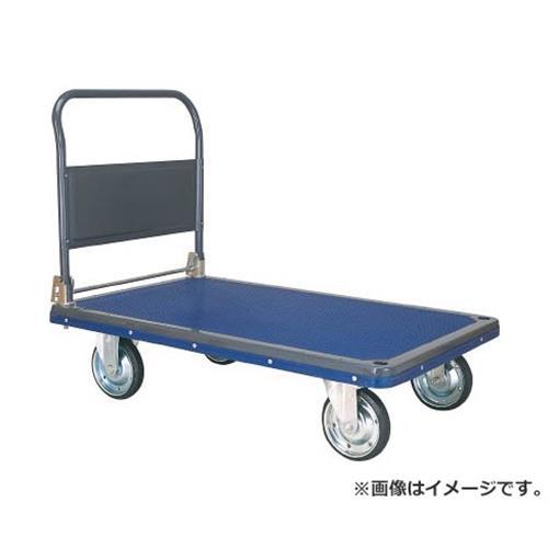 アイケー プレス製運搬車(折畳ハンドル)1225×775mm 501 [r20][s9-920]