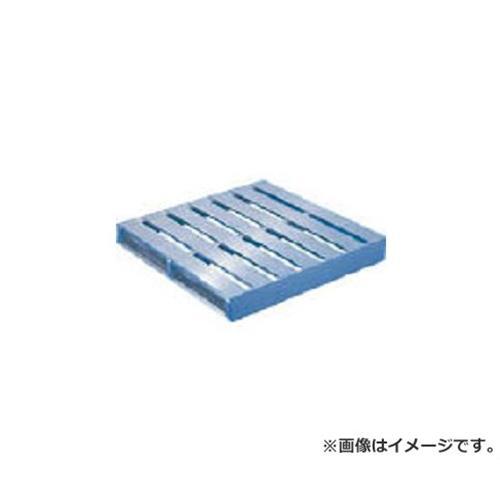 ACT アルミパレット片面二方差型 1200×1200×140 DBT1212 [r22]