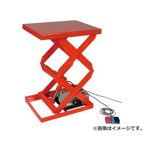 TRUSCO テーブルリフト150kg 油圧式 450X600 HDL150406W [r21][s9-940]
