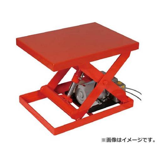 TRUSCO テーブルリフト300kg 油圧式 450X600 HDL300406 [r21][s9-940]
