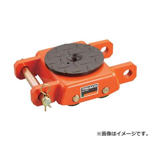 TRUSCO オレンジローラー ウレタン車輪付 標準型 3TON TUW3S [r20][s9-910]