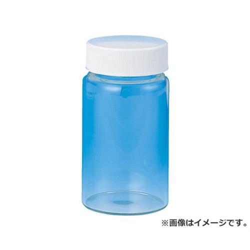 TGK ねじ口管瓶 白 SV-30 50本入り 717040508 50個入 [r20][s9-910]