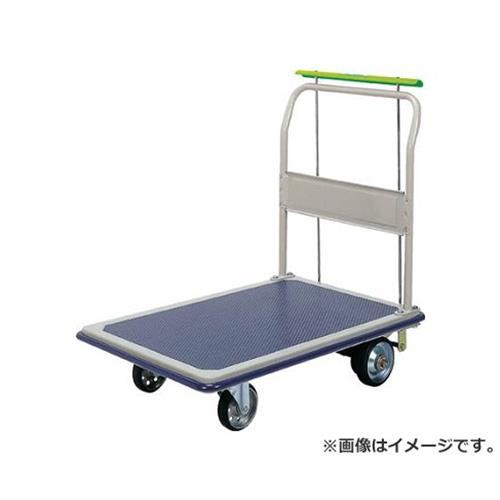 佐野車輌 運搬台車スマイルブレーキ300固定式(1421-300) NF302B [r22][s9-039]