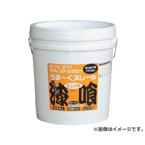 日本プラスター うま~くヌレール 18kg 白色 12UN21 [r20][s9-831]