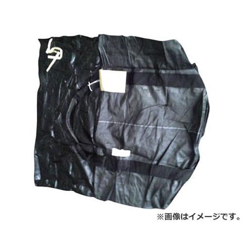 萩原 耐候性大型土のうブラック J303BL ×10枚セット [r22]