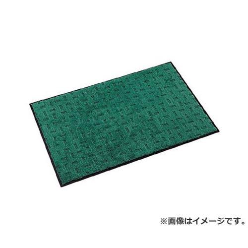 テラモト エコレインマット900×1500mmグレー MR0261465 [r20][s9-910]