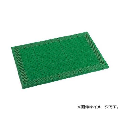テラモト テラエルボーマット900×1200mm緑 MR0520501 [r20][s9-830]