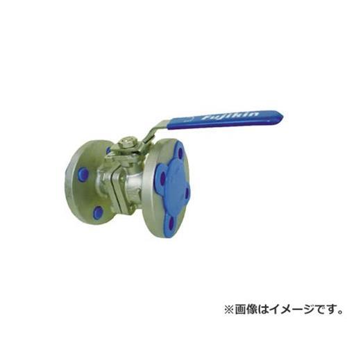 フジキン ステンレス鋼製1MPaフランジ式2ピースボール弁100A(4) UBV21J10RMALX [r20][s9-930]