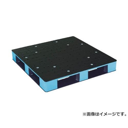 リス パレット HB-D4・1111SC 片面四方差し BK/Y 黒 HBD41111SCBKY (BK) [r20][s9-910]