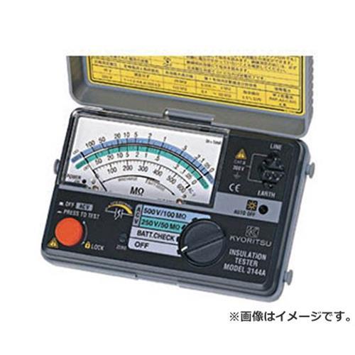 KYORITSU 2レンジ小型絶縁抵抗計 MODEL3147A [r20][s9-910]