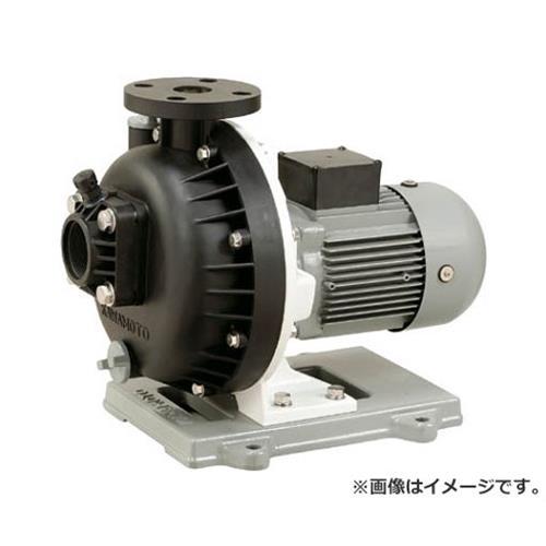 川本 海水用自吸式プラスチックポンプ GSP3405C0.4S [r20][s9-940]