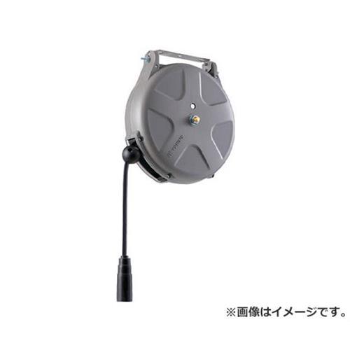 TRIENS エアーホースリール(耐スパッタ仕様)内径6.5mm×10m SHS210SA [r20][s9-910]