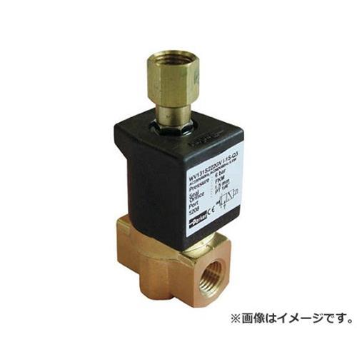 クロダ 流体制御用直動形3ポートバルブ WV131S222LVI1S8P [r20][s9-910]