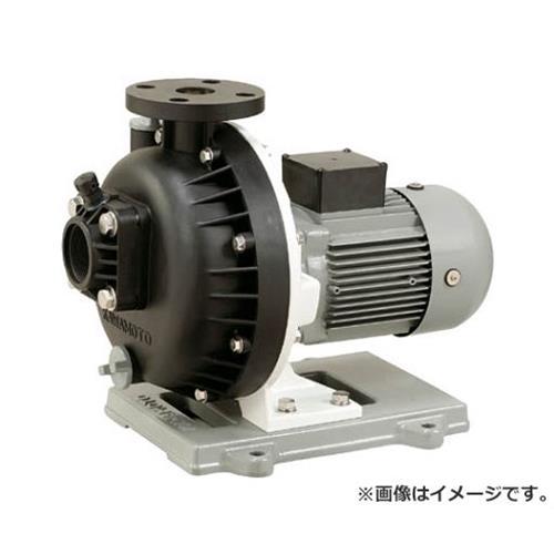 川本 海水用自吸式プラスチックポンプ GSP3406C0.4T [r20][s9-940]