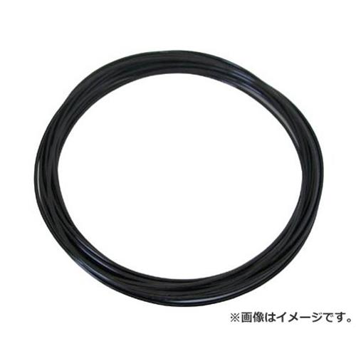 チヨダ メガタッチチューブ 12mm/100m 黒 MTP12100 (BK) [r20][s9-910]