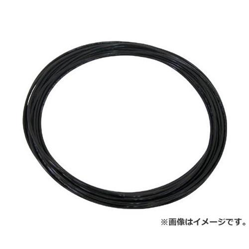 チヨダ TPタッチチューブ 8mmX100m 黒 TP8X5.0100 (BK) [r20][s9-910]