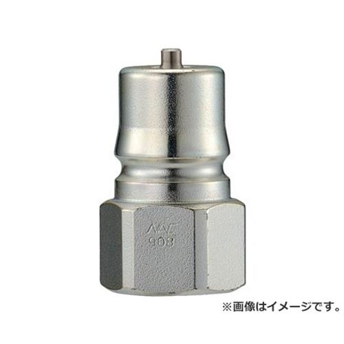 ナック クイックカップリング HP型 特殊鋼製 高圧タイプ オネジ取付用 CHP12P [r20][s9-910]