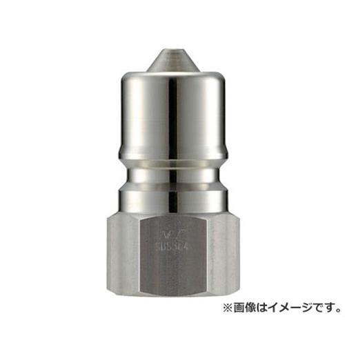 ナック クイックカップリング SPE型 ステンレス製 大流量型 オネジ取付用 CSPE08P3 [r20][s9-910]