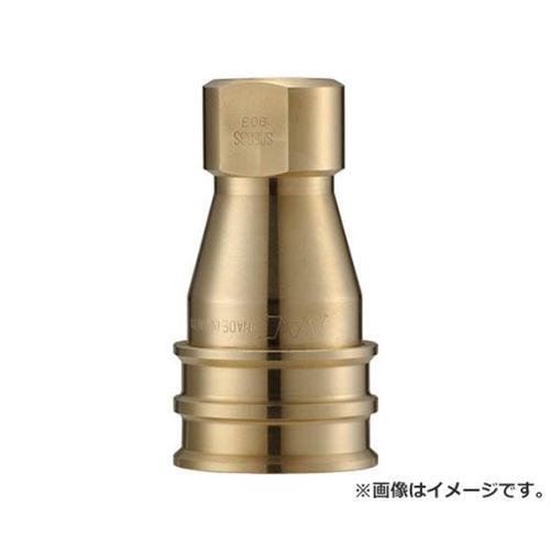 ナック クイックカップリング S・P型 真鍮製 オネジ取付用 CSP10S2 [r20][s9-910]