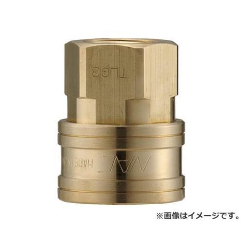 ナック クイックカップリング TL型 真鍮製 オネジ取付用 CTL12SF2 [r20][s9-910]