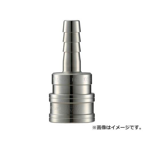 ナック クイックカップリング TL型 ステンレス製 ホース取付用 CTL10SH3 [r20][s9-910]