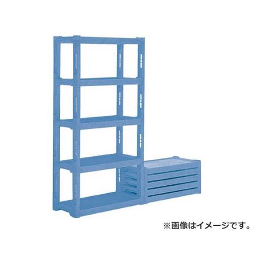 サンコー プラスチック棚ーN5 青 805270BL [r22]