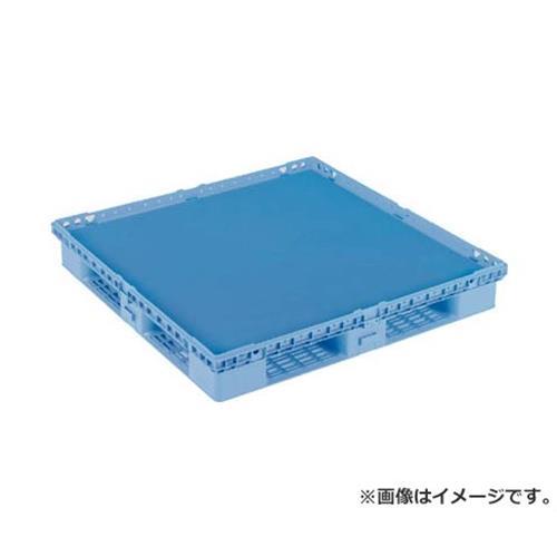 サンコー パレット台車 D4-1111M ブルー SKD41111MBL [r20][s9-910]