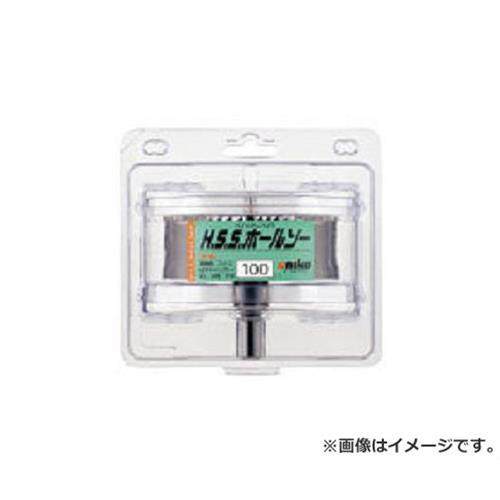 ユニカ HSS ハイスホールソー100mm HSS100 [r20][s9-900]