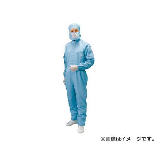 ブラストン ケミカルリサイクルフード付カバーオール-青-S BSC11410EBS [r20][s9-910]
