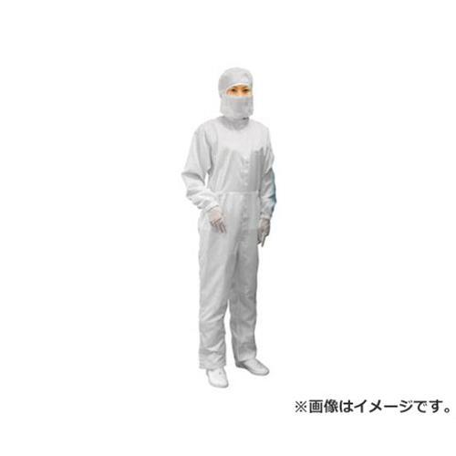 ブラストン ケミカルリサイクルフード付カバーオール-白-LL BSC11410EWLL [r20][s9-910]