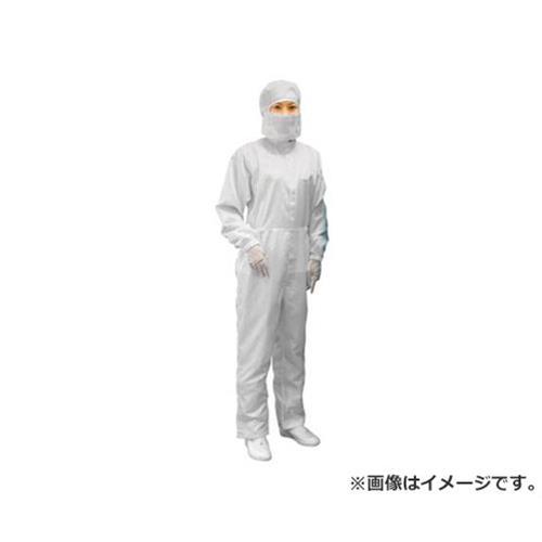 ブラストン ケミカルリサイクルフード付カバーオール-白-S BSC11410EWS [r20][s9-910]