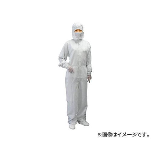 ブラストン ケミカルリサイクルカバーオール-白-3L BSC12400EW3L [r20][s9-910]