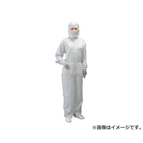ブラストン ケミカルリサイクルカバーオール-白-L BSC12400EWL [r20][s9-910]