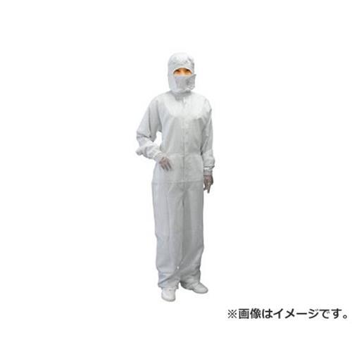 ブラストン ケミカルリサイクルカバーオール-白-S BSC12400EWS [r20][s9-910]