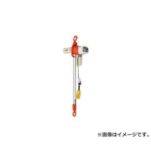 キトー セレクト電気チェーンブロック1速 単相200V 480kg(S)x3m EDX48S [r20][s9-940]