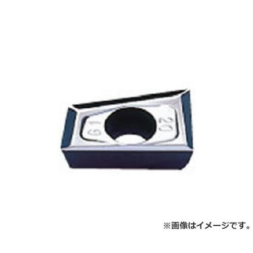三菱 P級超硬カッター用ポジチップ 超硬 QOGT1342RG1 ×10個セット (HTI10) [r20][s9-910]