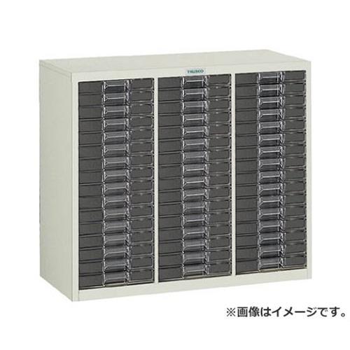 TRUSCO カタログケース 浅型3列16段 825X360XH700 LA3C16 [r22]