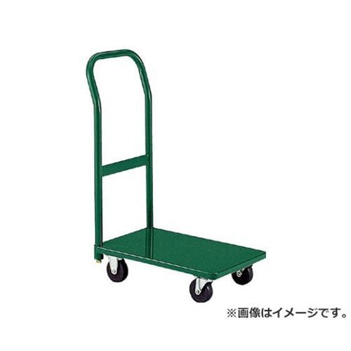 TRUSCO 小型鋼鉄製運搬車 454X300 Φ75プレス車 SH4530 [r20][s9-910]