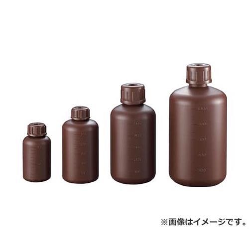 サンプラ PE細口遮光瓶 100ml 2810 200本入 [r20][s9-910]