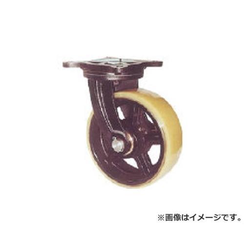 ヨドノ 鋳物重量用キャスター MUHAMG300X100 [r20][s9-940]