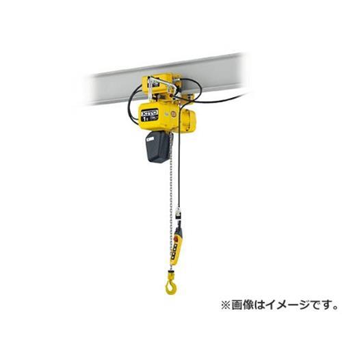 キトー エクセル 電気チェーンブロック電気トロリ結合式500kg(S)x4m ER2M005SS [r22]