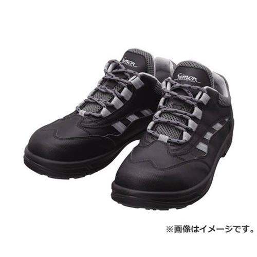 シモン プロスニーカー SL11黒 25.5cm SL11BK25.5 [r20][s9-910]
