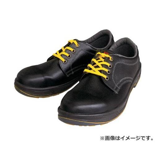 シモン 静電安全靴 短靴 SS11黒静電靴 24.5cm SS11BKS24.5 [r20][s9-900]