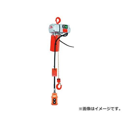 象印 ベータ型小型電気チェンブロック 定格荷重200KG 揚程6M BSK2060 [r20][s9-910]